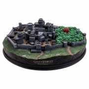 Game of Thrones Diorama Winterfell 26 cm
