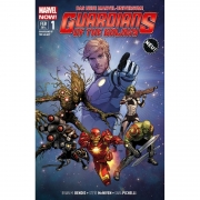 Guardians of the Galaxy 01: Space-Avengers