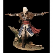 PVC Statue - Edward Kenway The Assassin Pirate 24 cm -...