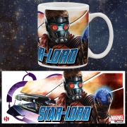 Tasse - Star Lord - Guardians of the Galaxy
