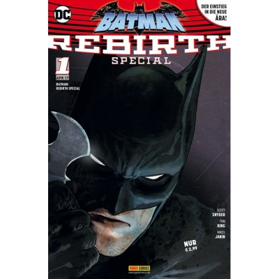 Batman Rebirth Special 1