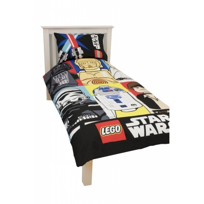 Bettwäsche Lego Star Wars 135 X 200 Cm Star Wars 3990 Eur