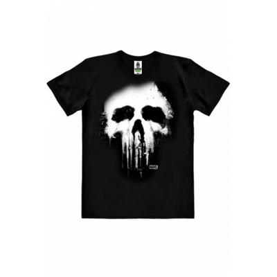 Marvel Comics Easy Fit Organic T-Shirt Punisher Skull