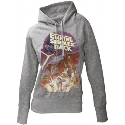 Hooded Sweater - The Empire Strikes Back, Ladies