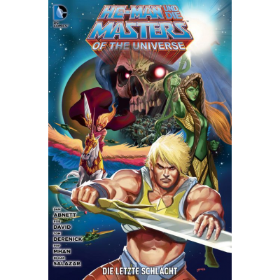 He-Man and the Masters of the Universe 07: Die letzte...