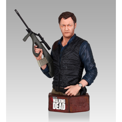 Bust - The Governor 1/6 19 cm - The Walking Dead