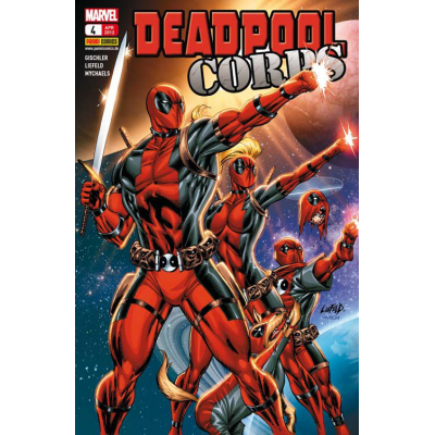 Deadpool Sonderband 4: Dedpool Corps 3