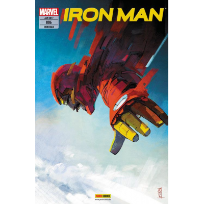 Iron Man (All New 2016) 06