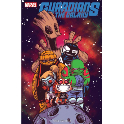 Guardians of the Galaxy (All New 2016) 1: Die neuen Wächter, Variant (333)