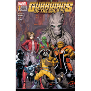 Guardians of the Galaxy (All New 2016) 1: Die neuen Wächter