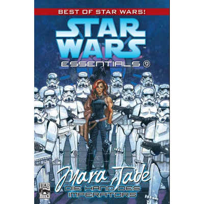 Star Wars Essentials 09: Mara Jade - Die Hand des Imperators