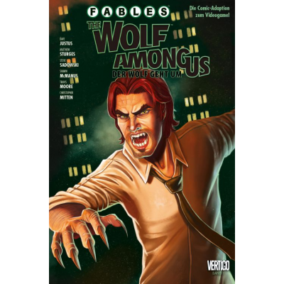 Fables - The Wolf Among Us 1