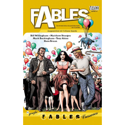 Fables 14: Das große FABLES-Crossover
