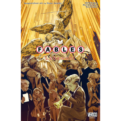 Fables 26: Lebewohl