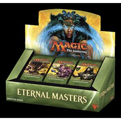 MTG - Eternal Masters Booster Display, English