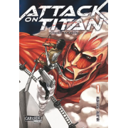 Attack on Titan 01