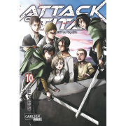 Attack on Titan 10