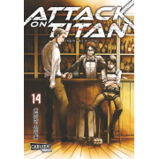 Attack on Titan 14