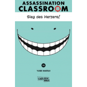 Assassination Classroom 11