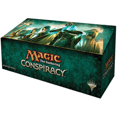 MTG - Conspiracy Booster Display, English
