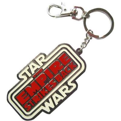 Metal Keychain - The Empire strickes back 6 cm - STAR WARS