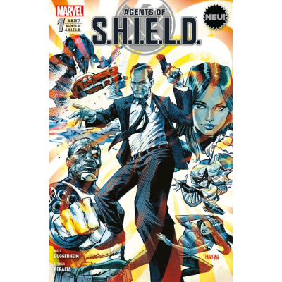 Agents of S.H.I.E.L.D. 1: Die Coulson-Protokolle