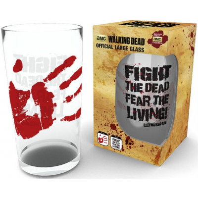 The Walking Dead Glas Fight The Dead