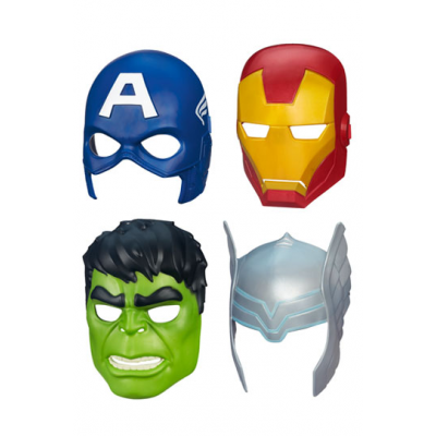 Avengers Assemble Hero Masks Wave 2