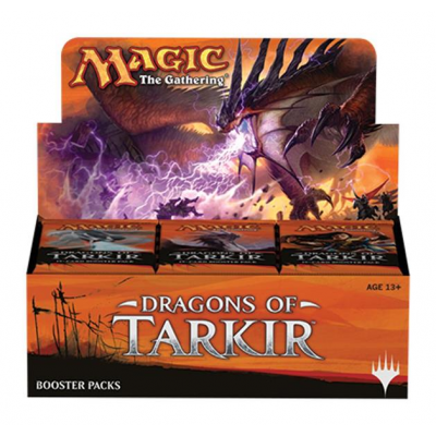 MTG - Dragons of Tarkir Booster Display, English