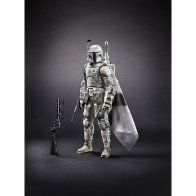 Black Series - Prototype Boba Fett 15 cm 2014 Exclusive -...