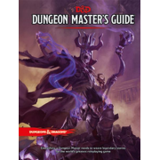 Dungeons & Dragons RPG - Dungeon Masters Guide, Englisch