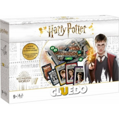 Harry Potter Brettspiel Cluedo Collectors Edition (DE)