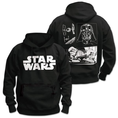 Hooded Sweater - The Dark Side