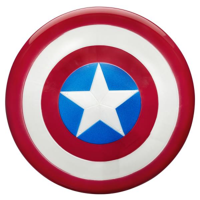 Captain Americas Wurfschild 27 cm - The Avengers
