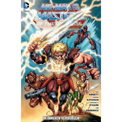 He-Man and the Masters of the Universe 04: Im Inneren...