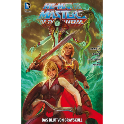He-Man and the Masters of the Universe 05: Das Blut von...