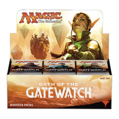 MTG - Oath of the Gatewatch Booster Display, English