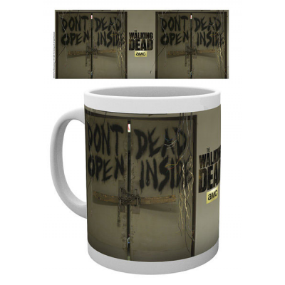 Walking Dead Mug Dead Inside