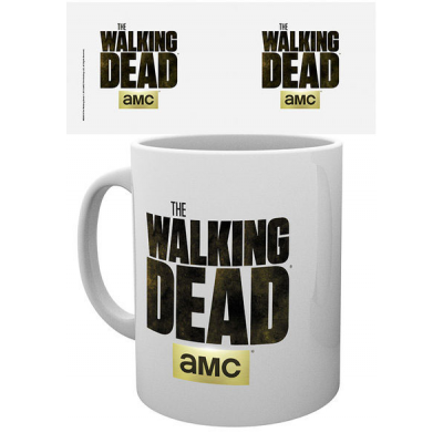 Walking Dead Mug Logo