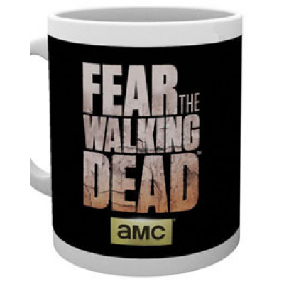 Fear The Walking Dead Tasse Logo