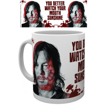 Walking Dead Mug Sunshine