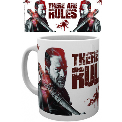 Walking Dead Mug Rules