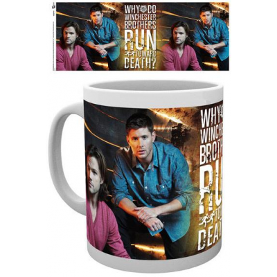 Supernatural Tasse Sam and Dean