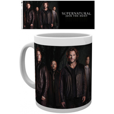 Supernatural Tasse Key Art