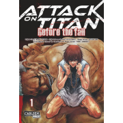 Attack on Titan - Before the Fall 01