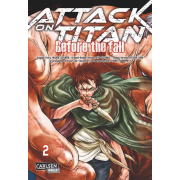 Attack on Titan - Before the Fall 02