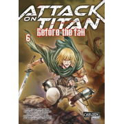 Attack on Titan - Before the Fall 06