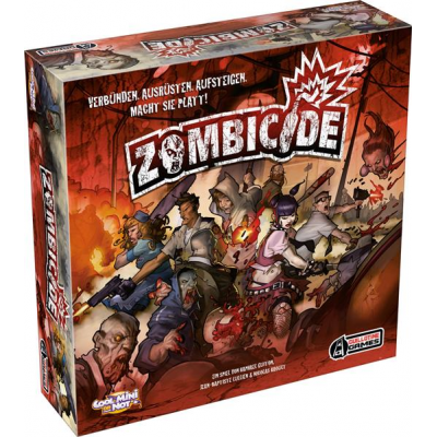Zombicide - (Season 1), Deutsch