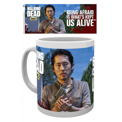 Walking Dead Mug Glenn