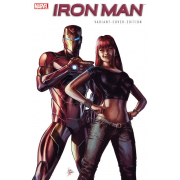 Iron Man (All New 2016) 09, Variant (666) Buchmesse Leipzig